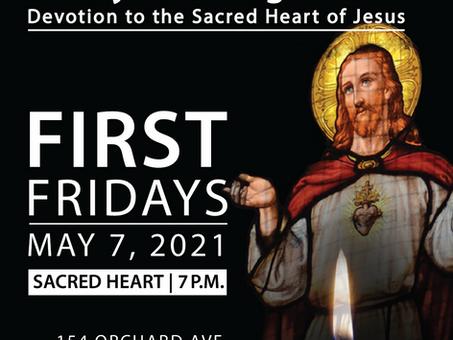 First Friday - Candlelight Mass