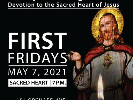 First Friday - Candlelight Mass
