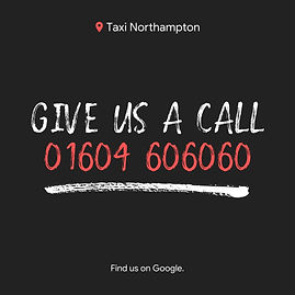 taxi northampton number