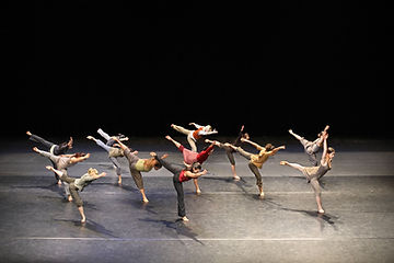 London Institute Of Dance, Shows Competitions