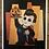 "Thumbnail: PRINT: Lucky Hellcat ""Michael Big Boy"""