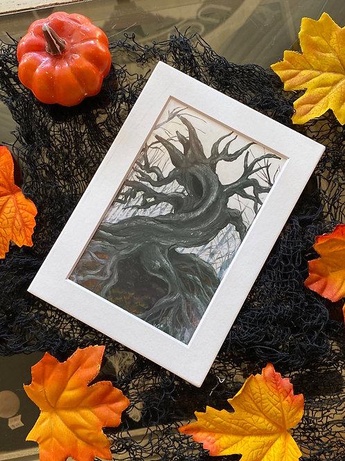 Maggie Love - Tree of Death Print