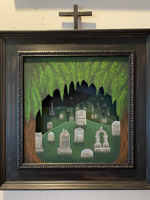 Greg Bach - The Ghost of Adelaide Cemetery