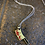 Thumbnail: Bloody Butcher Knife Necklace