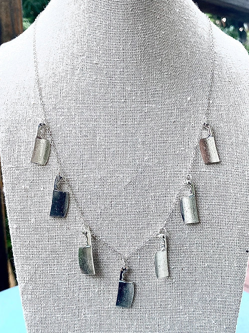 Cleaver Knife Necklace