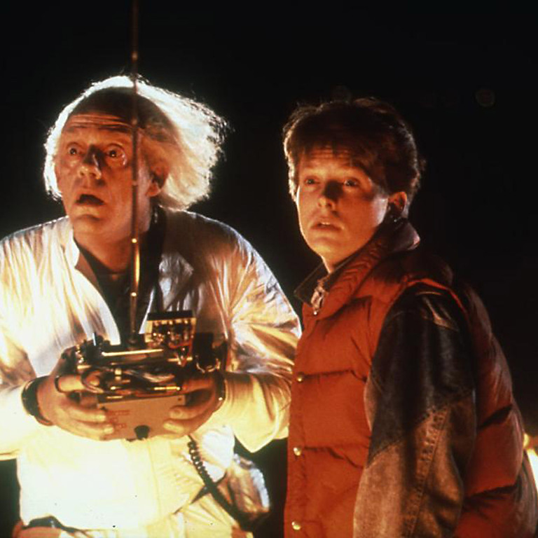 """Back to the Future  """"$15 Made in South Pas Weekend"""""""