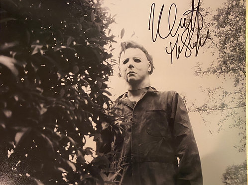 SIGNED PHOTO - The Hedge
