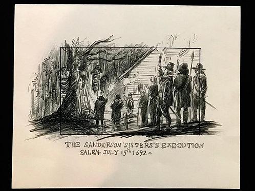 """HOCUS POCUS """"SANDERSON EXECUTION"""""""