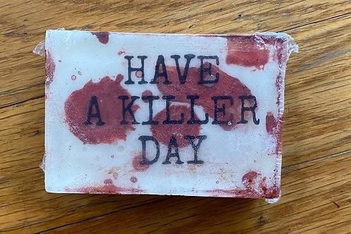 "Bambilia Hand Soap ""Killer Day"""