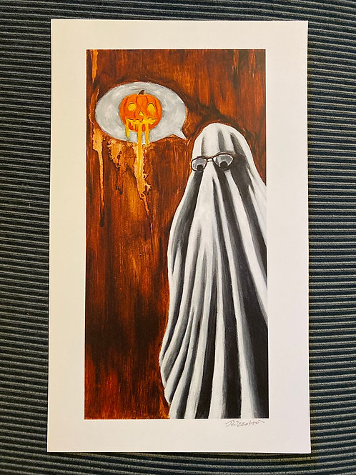 Joe Rizzotto - Ghosted Color Print