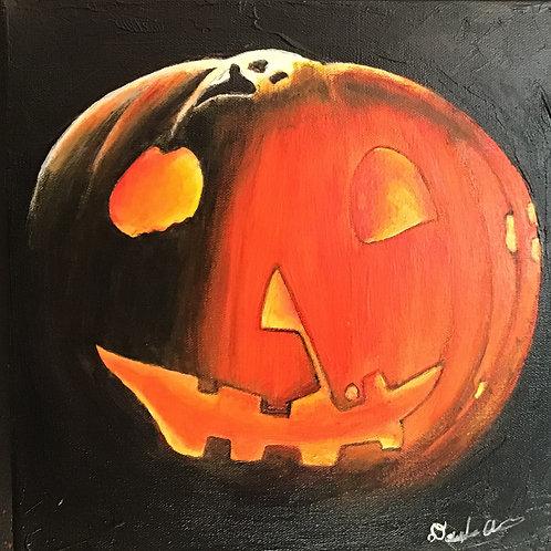 """Douglas Alvarez """"Halloween #4"""""""