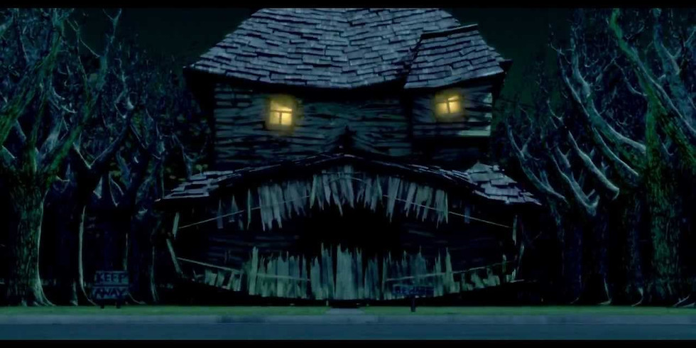 SOLD OUT Monster House
