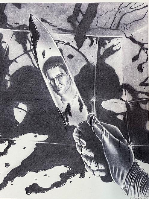 Joe Rizzotto - Kill Room Print