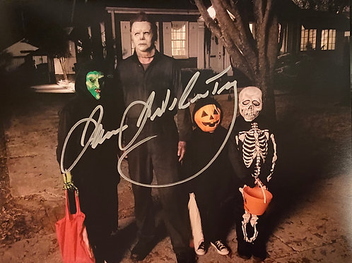 SIGNED PHOTO - Halloween 2018