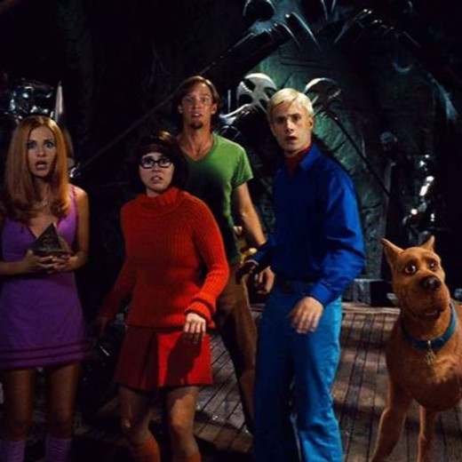 SOCIAL MOVIE NIGHT: Scooby Doo