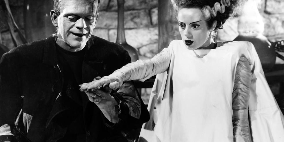 Double feature:  Frankenstein & Bride of Frankenstein
