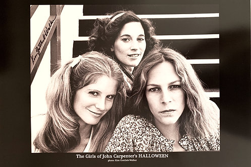 "POSTER Kim Gottlieb Walker - Signed - ""The Girls"""