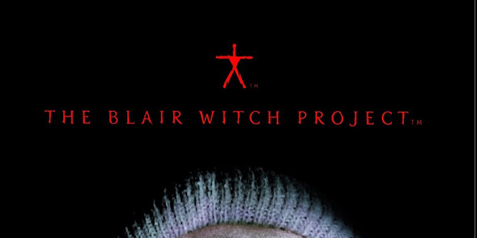 The Blair Witch Project - Outdoor Screening