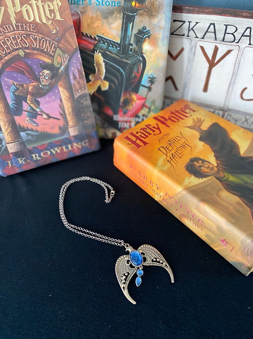 HARRY POTTER COLLECTION: Ravenclaw Diadem Necklace