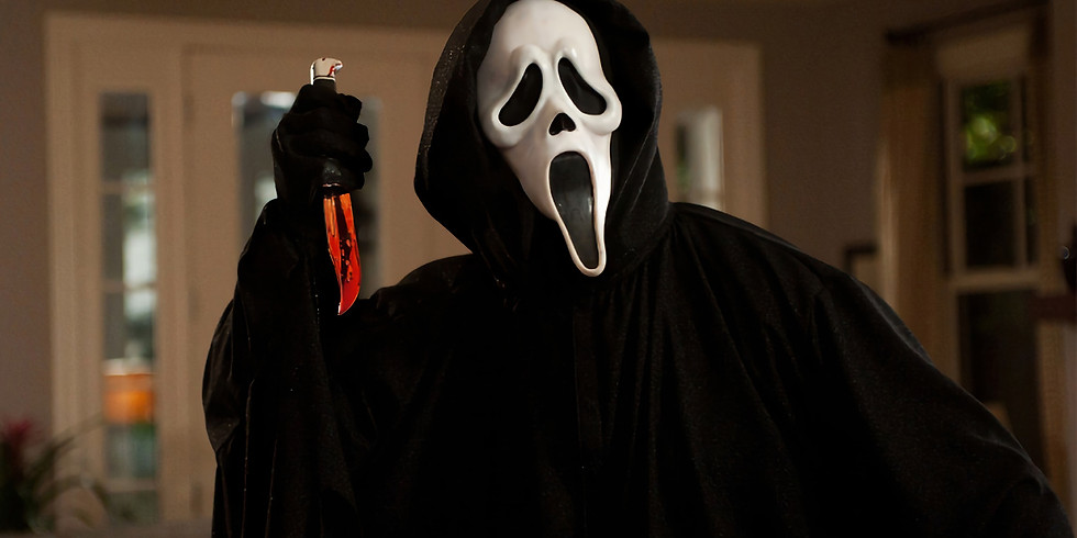 SOLD OUT: Scream