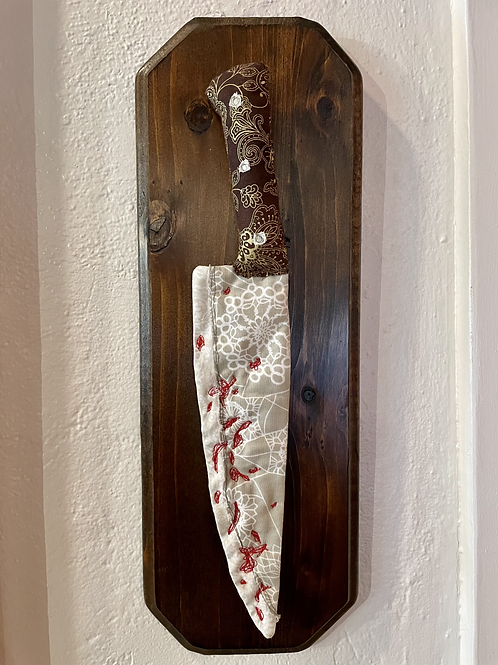 "Bonnie Robinson Stewart ""Michael's Knife"""