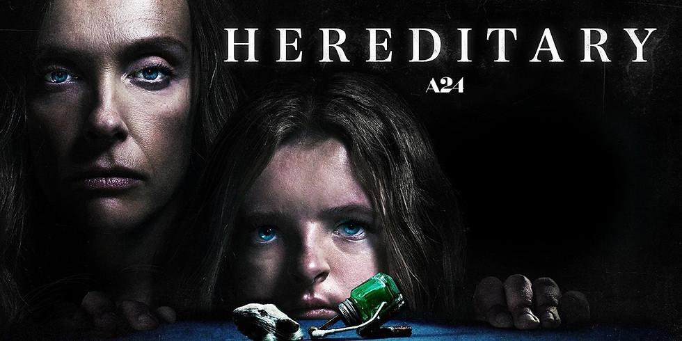 Hereditary - Outdoor Screening