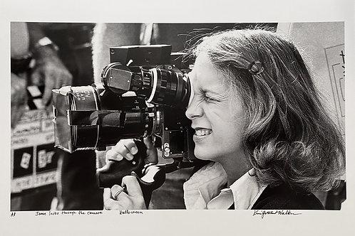"Kim Gottlieb Walker ""Jamie Looks Through Camera"""