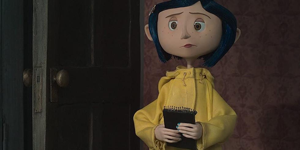 Coraline - $15 Family Movies