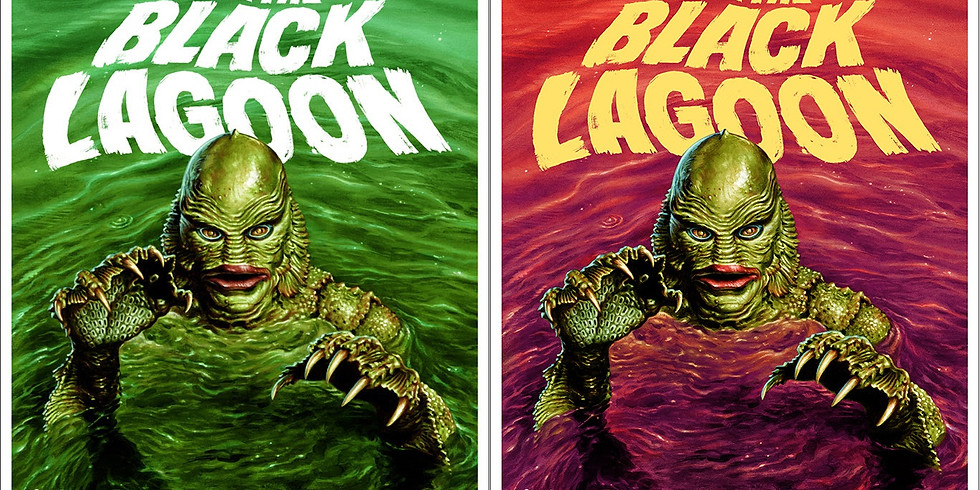 3D Screening of Creature from the Black Lagoon