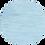 Thumbnail: Baby Blue Knit Linen Poncho