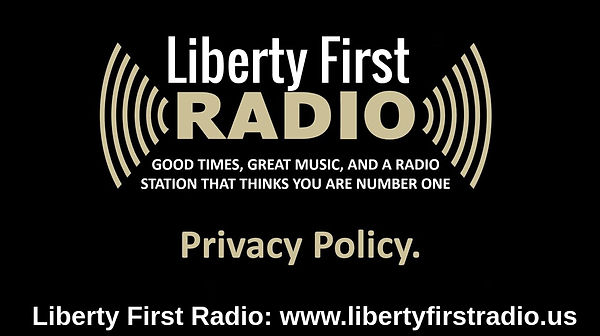 PROFILE PIC PRIVACY POLICY LIBERTY FIRST