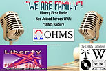 WE ARE FAMILY RADIOS - Made with PosterM