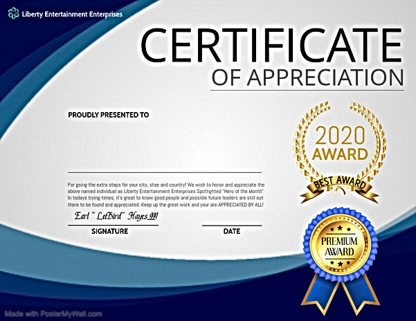 Copy of CERTIFICATE - Made with PosterMy