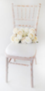 Wedding Chair Hire and Chair Cover Hire