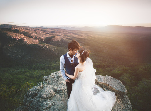 澳洲 Australia - Grampians National Park Pre Wedding