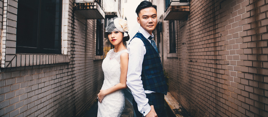 Hong Kong - Pre Wedding
