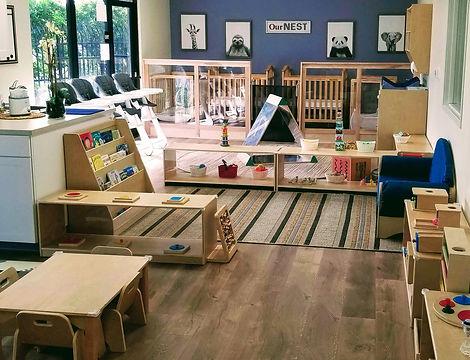 Montessori Infant room