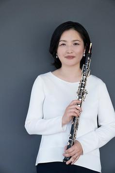 オーボエ奏者 石綿千乃さん