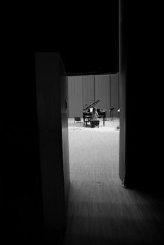 NHK交響楽団首席ホルン奏者  福川伸陽さん  ピアニスト 大堀晴津子さん  2019.2.23「福川伸陽ホルンリサイタル~歌うホルン~」(岡山県真庭市エスパスホール)