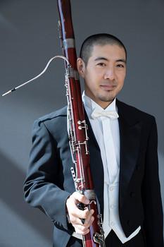 ファゴット奏者 秋山富義さん