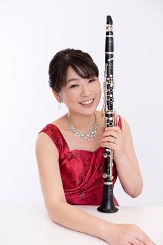クラリネット奏者 鈴木結佳さん