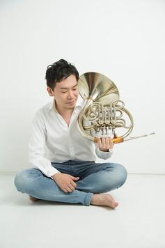 NHK交響楽団首席ホルン奏者  福川伸陽さん