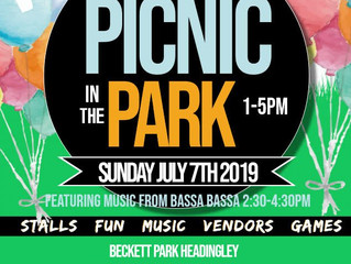 DON'T FORGET THE CONCERT AND PICNIC!