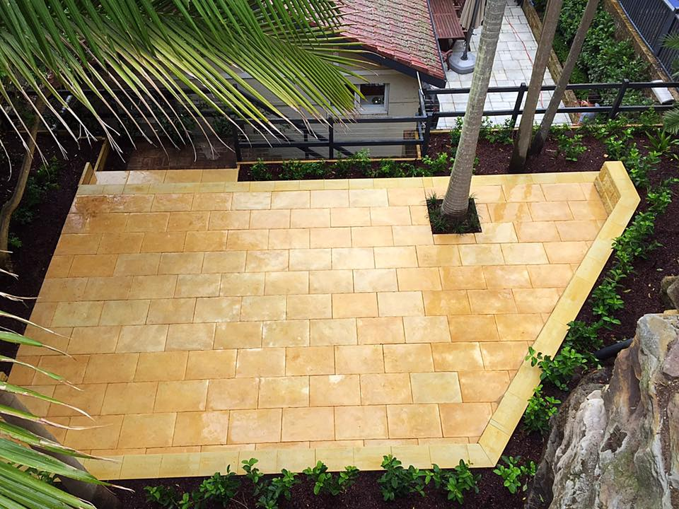 cremorne paving and retain