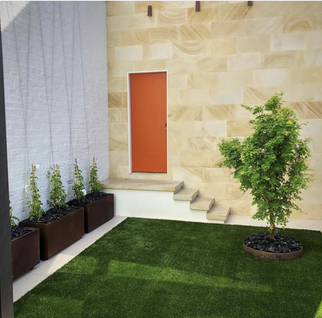 erko rear courtyard