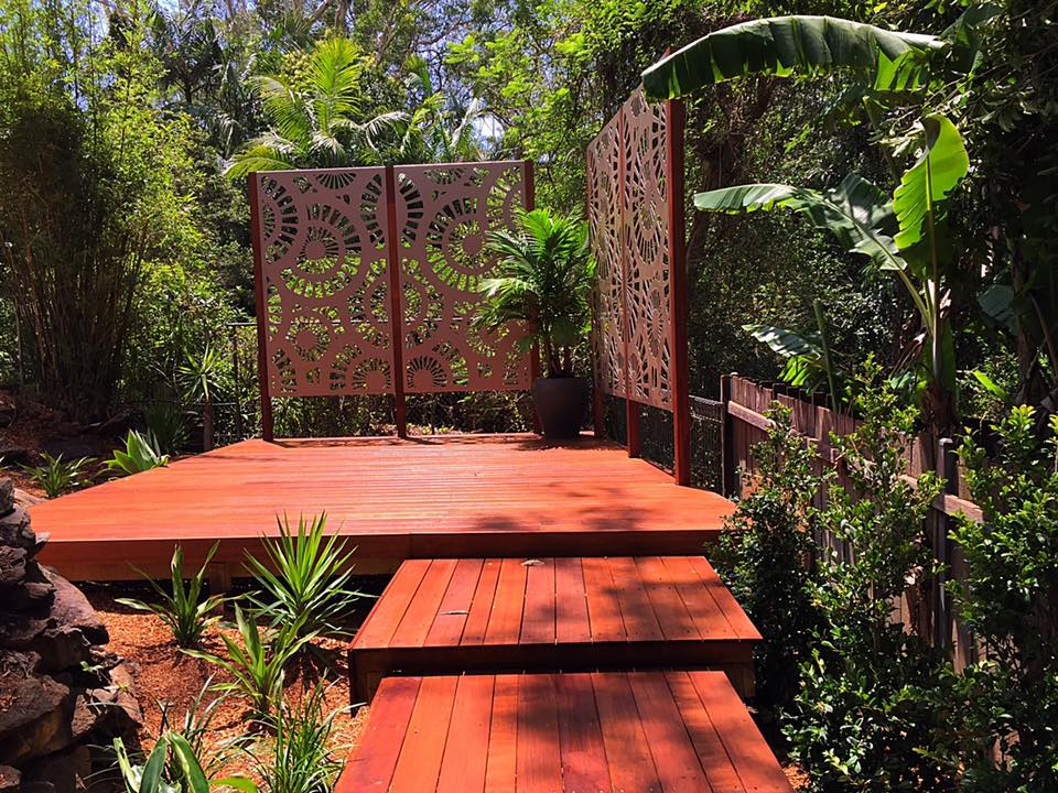 pymble deck and screening