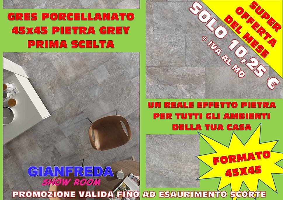 Super offerta Gres Porcellanato Effetto Pietra Prima Scelta