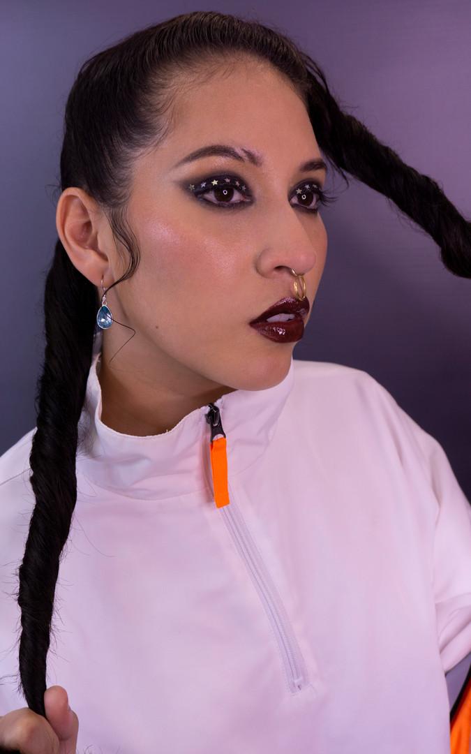 Hair, Makeup, Photographer: Artist Jaws