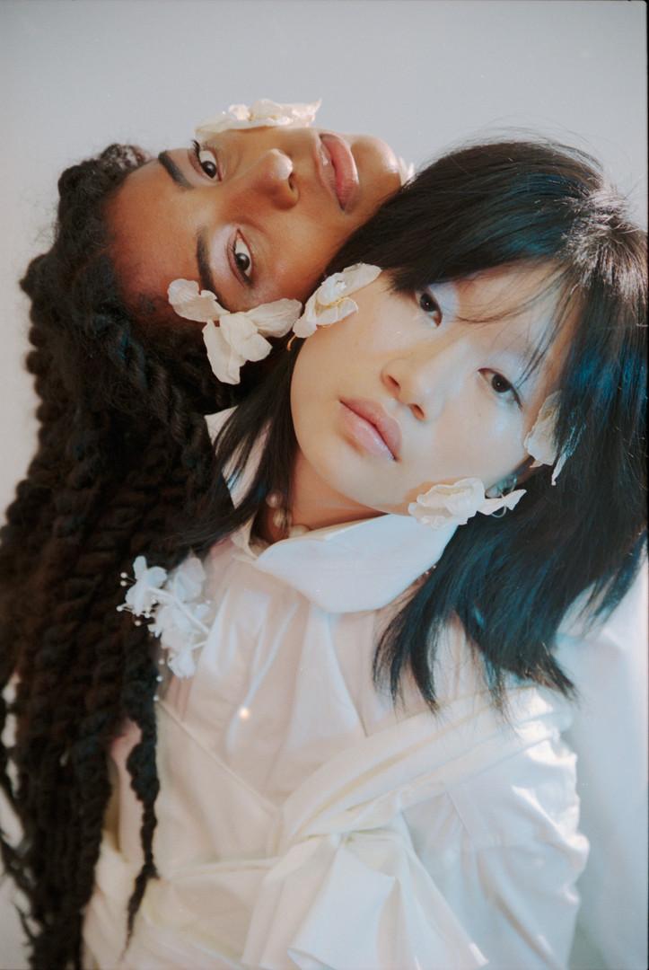 Models: Ashantea & Rue.  Makeup: Artist Jaws Photographer: @stoichnahs