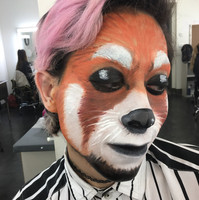 Red Fox Theatre Makeup